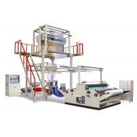 Quality Rotary Die Head Extruder Film Blowing Machine For Liquid Packaging FB-A wholesale