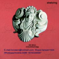 Quality Exquisite Carving PU Niches Wall hanging decoration wholesale