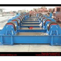 Cheap Pressure Vessel Automatic Conventional Pipe Welding Rotator with PU Roller 10 for sale