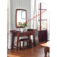Quality Modern Solid Wooden Dresser with Mirror in Luxury Bedroom Furniture wholesale