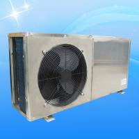 Quality Heating House Home Heat Pump 220V / 380v 7KW Stainless Stell Shell Compact Structure wholesale