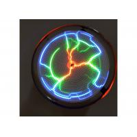 Quality Colorful  Plasma Lightning Plate 2.5 Inch , Pocket Plasma Disk  With Battery For Kid Toy wholesale