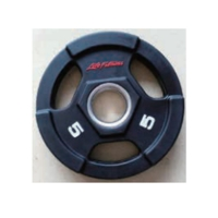 Quality Life Fitness Gym Workout Training Accessories , TPU Material Barbell Weight Plates wholesale
