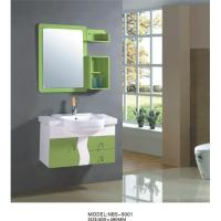 Quality 80 X49/cm PVC bathroom cabinet / wall cabinet / hung cabinet / white color for bathroom wholesale