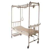 Buy cheap Orthopedic Hospital Patient Bed Detachchable Head And Foot Board 5 Inch Castors from wholesalers