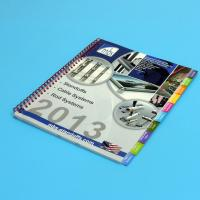 Quality Professional Fancy Paper Booklet Printing Services Whth Black & White Printing wholesale