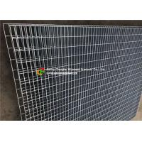 Quality Mild Steel Grating Wire Mesh Fence Large - Scale For Civil Engineering wholesale