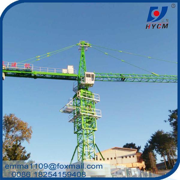 Tower Crane Test Questions : Qtz tower crane m jib boom hydraulic external