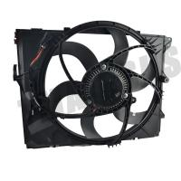 Quality DV12 400W 12 Volt Car Cooling Fan For BMW E90 OEM 1711 7590 699 / Electric Radiator Cooling Fans wholesale