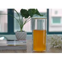 Quality Heat Resisting Double Wall Borosilicate Glassware Coffee Cup 375 ml wholesale