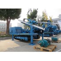 Quality Hydraulic Impact / Top Drive Anchor Drilling Rig Krupp And Eurodrill MDL-C150 wholesale