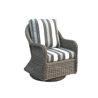 Quality 52cm Width 87cm Height Rattan Wicker Chairs , Rattan Garden Armchair All Weather wholesale