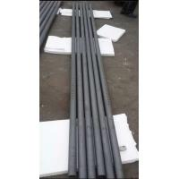 Quality Silicon Infiltrated Silicon Carbide/ SiSiC reaction bonded silicon carbide rollers wholesale