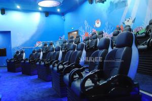 Quality Sea World 5D Dynamic Cinema Amusement Park 12 Kinds Attractive Special Effects wholesale