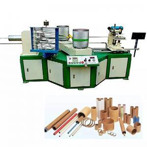 China 5.5KW 150mm 15m/Min Kraft Paper Tube Making Machine on sale