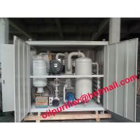 China Insulation Oil Recycling system,Transformer Oil Reclaiming Equipment , filtration with BZ Chemical regeneration device on sale