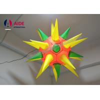 Quality Free Shipping near me Inflatable LED Star Outdoor Decoration Christmas Light wholesale