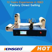 Quality 1050W Compact Lab Coating Machine For Battery Research 12 Months Warranty wholesale