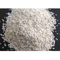 China High Bulk Density Foundry Sand , Precision Investment Casting Sand on sale