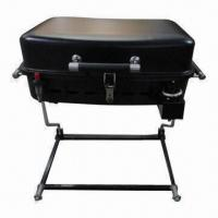 Quality LP RV Gas BBQ/LP Grill/Propane/Burners Ribs/Outdoor Gas Grill, Lid with Enamel Finished wholesale