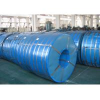 Quality 750mm - 1250mm Zinc Coated Spangle Hot Dipped Galvanized Steel Coils wholesale