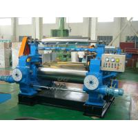 Quality XK Series Electric Two Roll Rubber Mixing Mill Machine Easy Installation wholesale