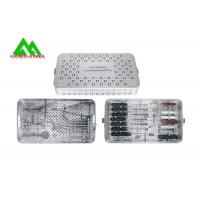 Quality Sterile Metal First Aid Medical Instrument Kit For Osteotomy Knee Surgery wholesale