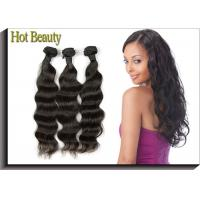 China Gloosy Cambodian Virgin Hair Extensions For Adults Clean & Neat Ends Body Wave Can Be Permed on sale
