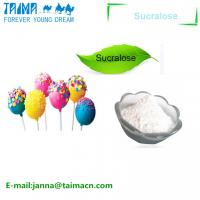 Cheap Sweeteners Sugar Plant Extract Food And Flavor Additive High Purity Sucralose for sale