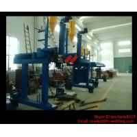 Quality Automatic T / H Beam Welding Machine For H Beam Production Line 5000mm Railspan wholesale