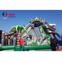 Quality Mountain Theme Inflatable Sport Equipment Summer Inflatable Amusement Park wholesale
