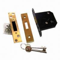 Quality Easy to Install Door Lock for Wood and Alloy, with 5 Levers wholesale