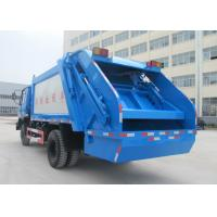 Quality Waste Collection Vehicle Commercial Waste Management Garbage Truck 5-6 CBM wholesale