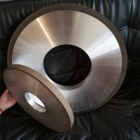 Quality Resin Diamond Grinding Wheel For Thermal Spraying Alloy Materials lucy.wu@moresuperhard.com wholesale