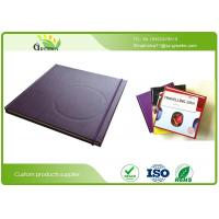 Quality 70gram / 80gsm / 100gsm Hardcover Sketch Book , SGS Recycled Hard Bound Sketch Book wholesale