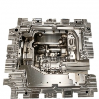 China Permanent ISO 9001 Low Pressure Aluminum Casting Mold on sale