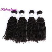 China Healthy Human Virgin Hair Unprocessed Double Drawn Deep Curly Hair Extensions on sale