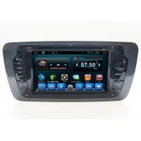 Quality Auto Radio Bluetooth VolksWagen Gps Navigation System for Seat 2013 wholesale