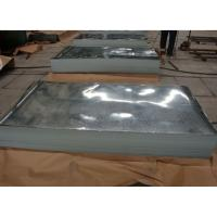China Hot Dipped JIS SGCC , SGCH Galvanized steel Sheet / Sheets DX54D Z For Electron on sale