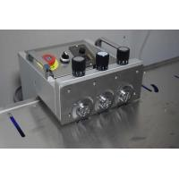Quality Solid Iron Material LED PCB Separator Machine With Three Group Blades wholesale