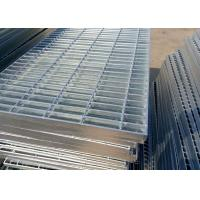 Quality Free Sample Steel Grating Drain Cover Hot Dipped Galvanized Bearing Bar Pitch 30mm wholesale