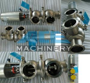 Cheap Stainless Steel Pneumatic Stop Reversing Valve Pneumatic Cut-Off Reversal Valve Reversing Valve for sale
