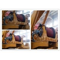 Quality Offering Customized Design Tower Crane Winch for Construction & Offshore Using wholesale