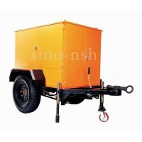 China NSH VFD  Insulation Oil Purification/Oil Recycling Unit on sale