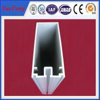 China best price!! curtain wall aluminium profile supplier / aluminium curtain wall profiles on sale