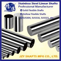 Quality SUS304 stainless steel hollow shafts support customizing roughness 0.05 similar to mirror wholesale