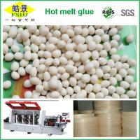 Quality PVC Hot Melt Edge Banding Glue Granule  With High Adhesive Strength , No Drawing wholesale