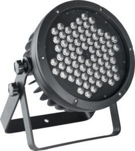 Quality 3W * 72PCS Aluminum Led Par Can Lights With Long Lifespan 6-10 Ten Thousand Hrs wholesale