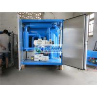 China Fully Enclosed Type Onsite Power Station Use Transformer Oil Purification Machine 9000Liters/Hour on sale