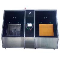 Quality Vacuum Chamber Helium Leak Test Equipment for Automotive Condenser and Evaporator 100s/Chamber 2g/y wholesale